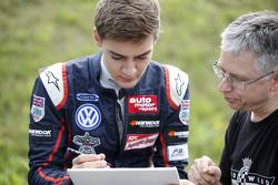 Джордж Расселл, Carlin Dallara Volkswagen