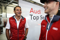 Hans-Jürgen Abt з Едоардо Мортара, Audi Sport Team Abt Audi RS 5 DTM