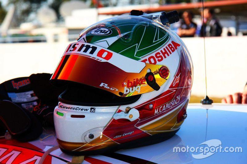 Helm Michael Caruso, Nissan Motorsports