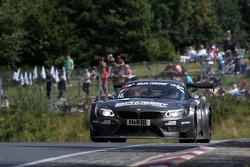 #20 BMW Sports Trophy Team Schubert, BMW Z4 GT3: Max Sandritter, Anders Burchardt, Dominik Baumann
