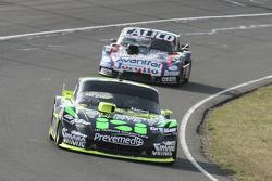 Mauro Giallombardo, Maquin Parts Racing Ford y Emanuel Moriatis, Alifraco Sport Ford