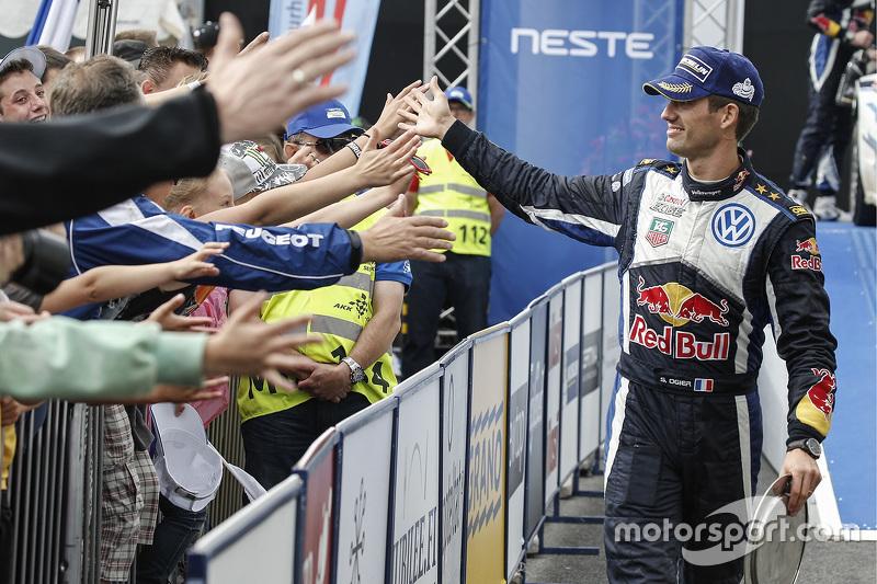Peringkat kedua Sébastien Ogier, Volkswagen Motorsport