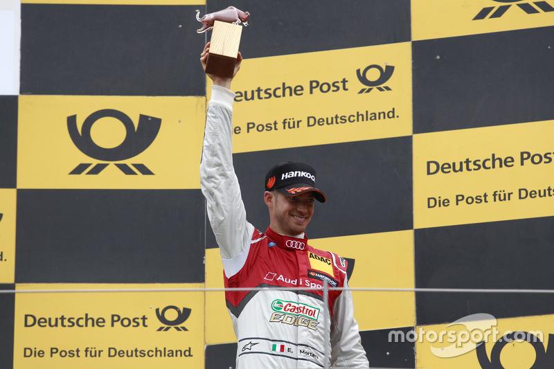 Peringkat ketiga Edoardo Mortara, Audi Sport Team Abt Audi RS 5 DTM