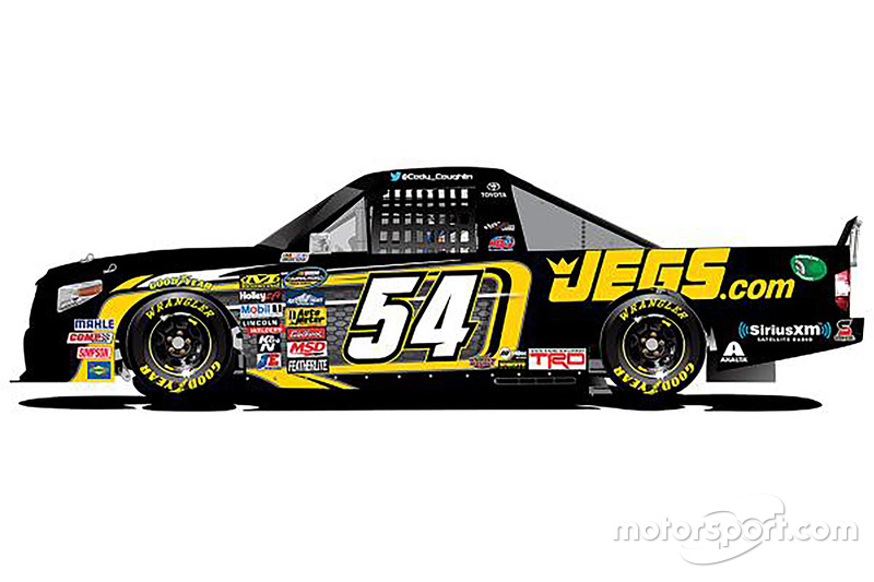 Skema cat Cody Coughlin