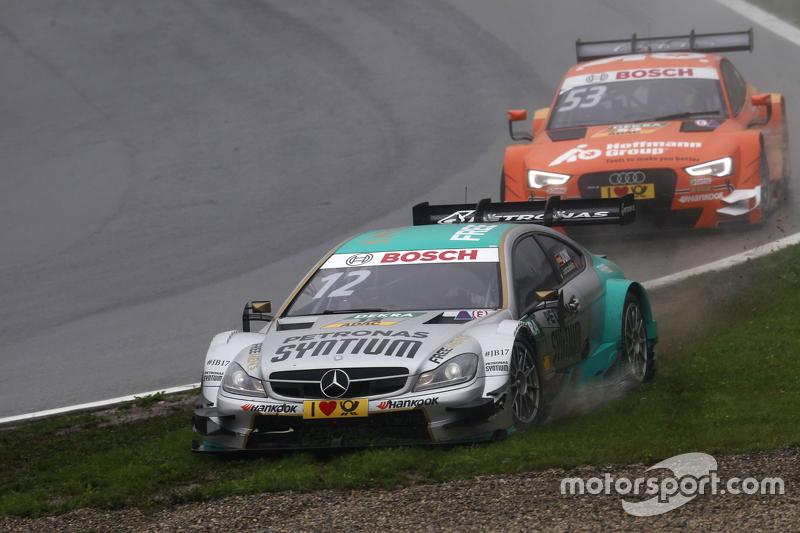 Daniel Juncadella, Mücke Motorsport Mercedes-AMG C63 DTM