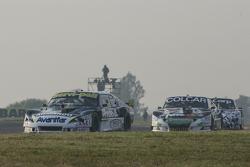 Diego de Carlo, JC Competicion Chevrolet dan Gaston Mazzacane, Coiro Dole Racing Chevrolet dan Laureano Campanera, Donto Racing Chevrolet
