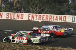 Carlos Okulovich, Maquin Parts Racing Torino dan Pedro Gentile, JP Racing Chevrolet