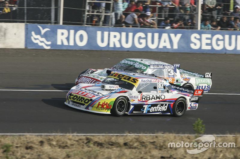 Mauricio Lambiris, Coiro Dole Racing Torino, dan Facundo Ardusso, Trotta Competicion Dodge