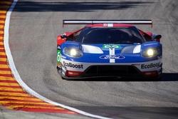 El Nuevo Ford GT pruebas