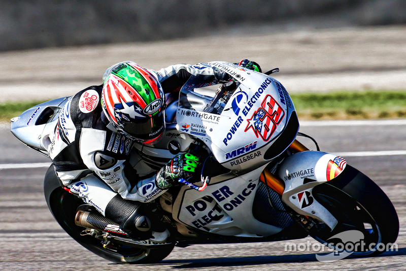 Нікі Хейден, Aspar MotoGP Team