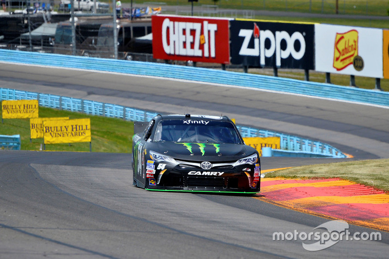 Boris Said, Joe Gibbs Racing Toyota