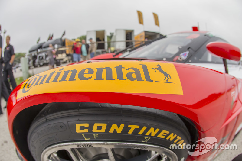 Detail ban Continental Tire
