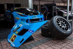 #24 Dilango Racing: Armaan Ebrahim, Dilantha Malagamuwa