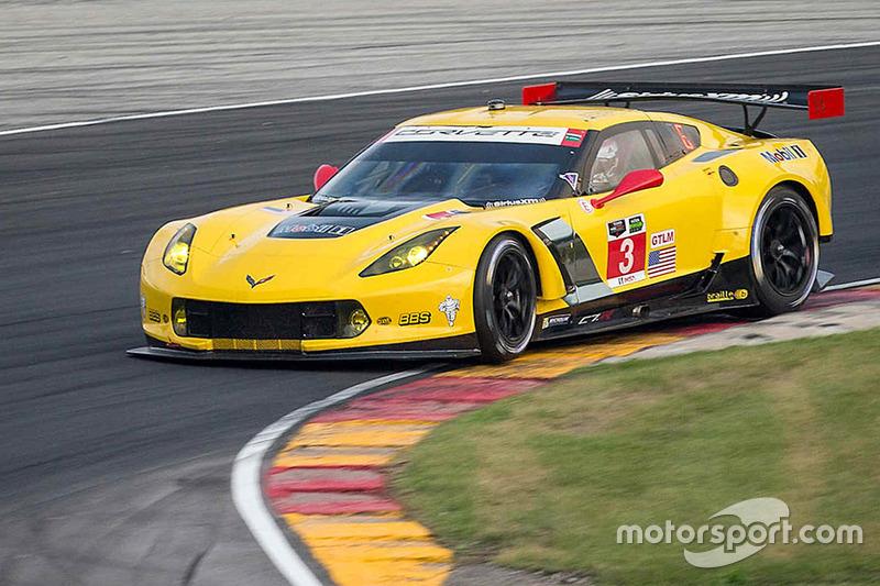 3 Corvette Racing Chevrolet Corvette C7r Jan Magnussen Antonio