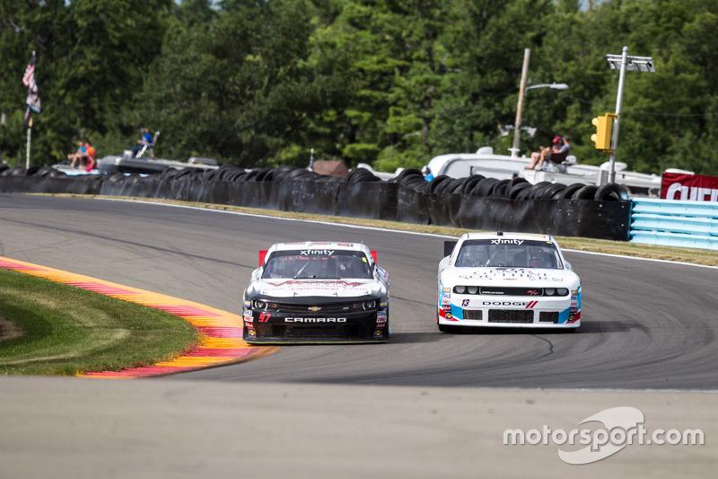 Пейтор Селлерс, Obaika Racing Chevrolet та Todd Bodine, King Autosports Chevrolet
