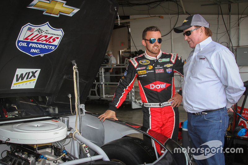 Richard Childress and Austin Dillon, Richard Childress Racing Chevrolet