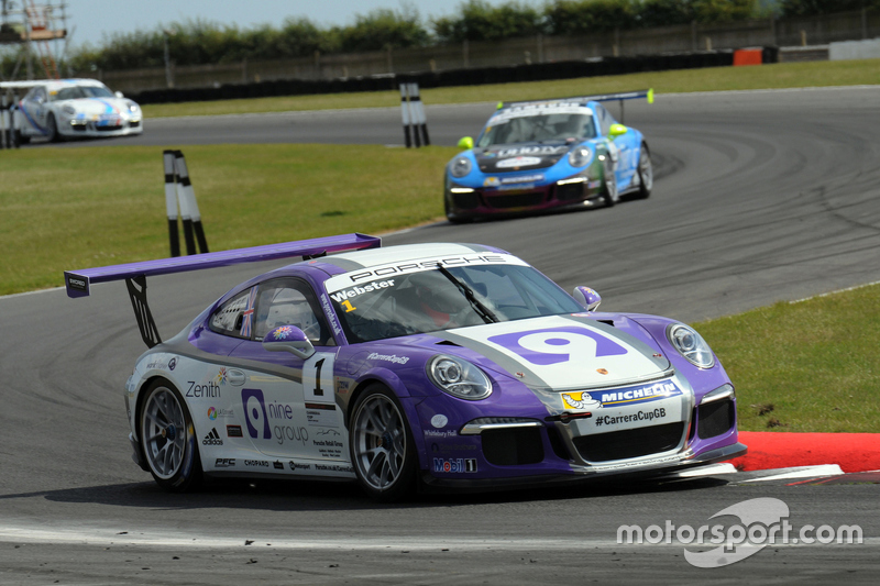 Josh Webster, Team Parker Racing