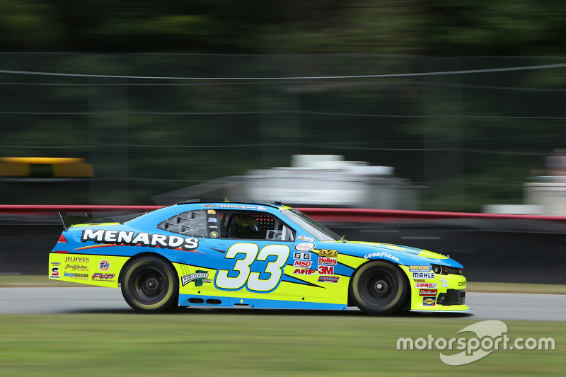 Brdanon Jones, Richard Childress Racing Chevrolet