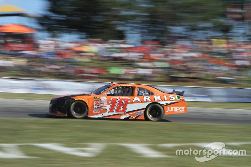 Daniel Suarez, Joe Gibbs Racing Toyota