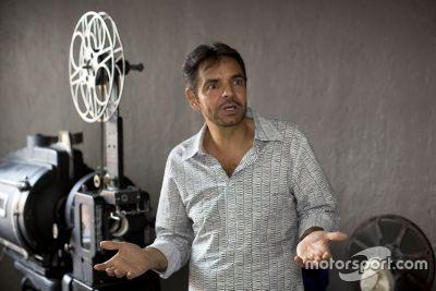 Nascar anuncia película con el actor mexicano Eugenio Derbez