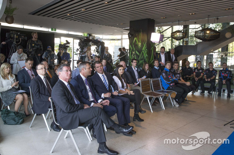 Sydney events launch