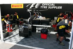 Pirelli bandentechnici