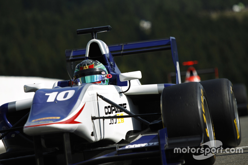 Spa-Francorchamps - Adderly Fong, Koiranen GP