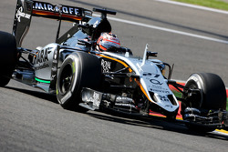 Нико Хюлькенберг, Sahara Force India
