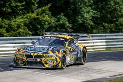#36 Walkenhorst Motorsport BMW Z4 GT3: Felipe Laser, Michela Cerruti, Jesse Krohn