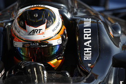 Winnaar Stoffel Vandoorne, ART Grand Prix