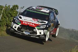 Мадс Остберг и Йонас Андерссон, Citroën DS3 WRC, Citroën World Rally Team