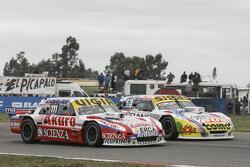 Хуан Мануель Сільва, Catalan Magni Motorsport Ford та Маурісіо Ламбіріс, Coiro Dole Racing Torino