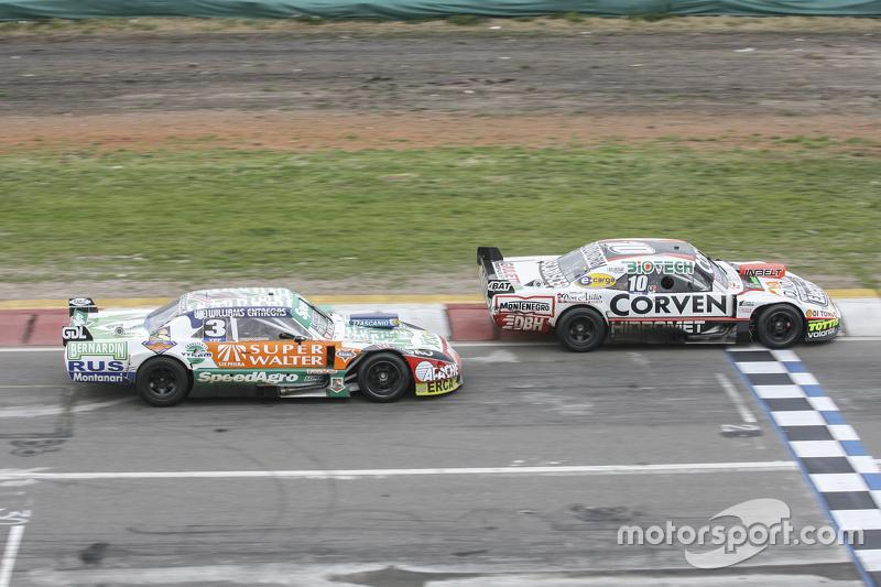 Juan Marcos Angelini, UR Racing Dodge dan Facundo Ardusso, Trotta Competicion Dodge