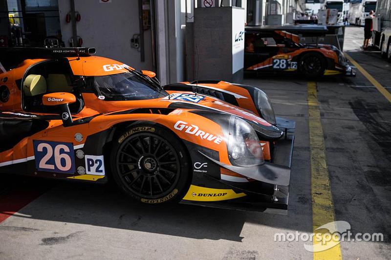 #26 G-Drive Racing Ligier JS P2