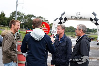 Coulthard/Button test World RX cars