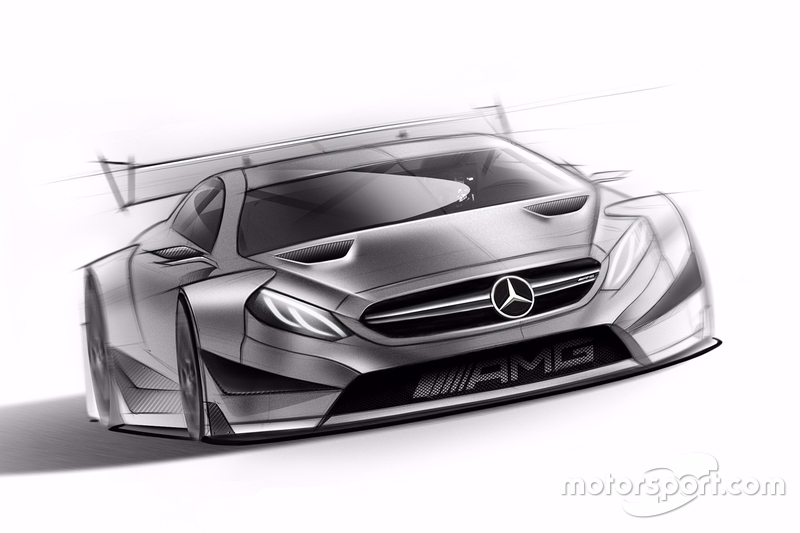 2016 Mercedes-Benz DTM design
