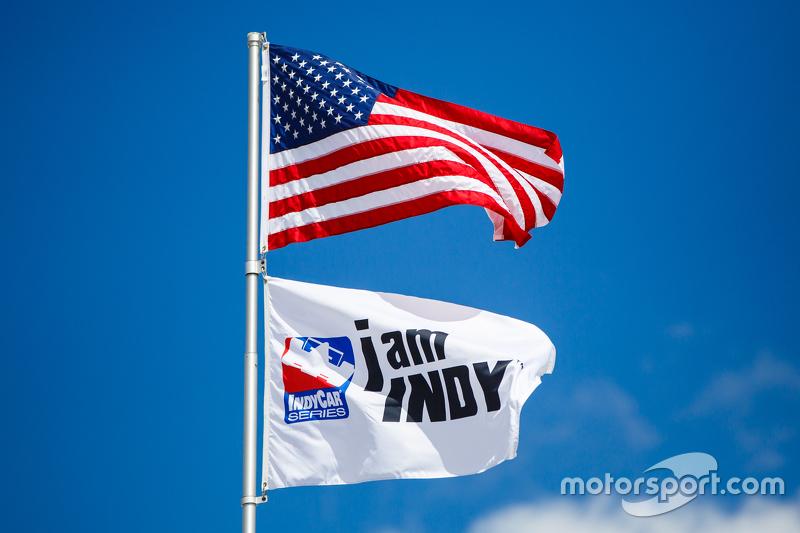 Bendera Amerika, bendera IndyCar