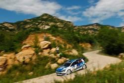 Ли Гоцзин и Чжан Юн Дон, Volkswagen Golf SCRC, FAW-Volkswagen Team