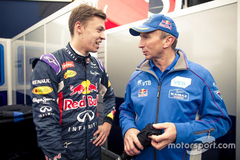 Red Bull: Showrun in Kazan, Russland