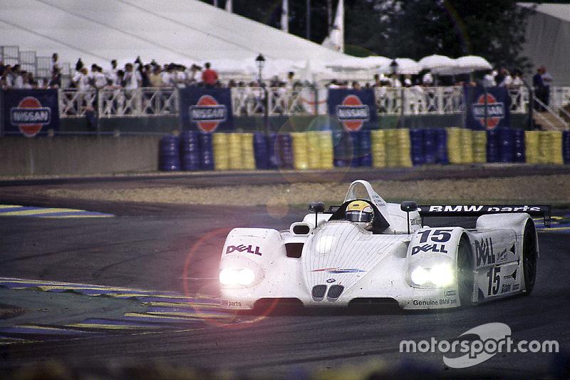 1999 24h Le Mans: Joachim Winkelhock, Pierluigi Martin, Yannick Dalmas