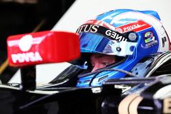 Jolyon Palmer, Lotus-Testfahrer