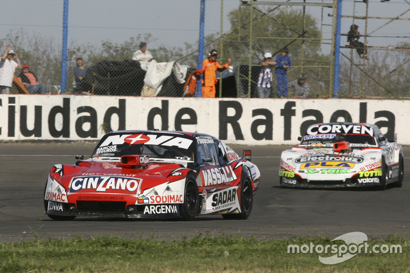 Матіас Россі, Donto Racing Chevrolet та Хуан Маркос Анджеліни, UR Racing Dodge