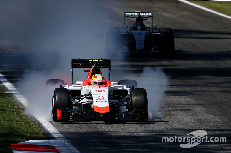Роберто Мери, Гран При Италии