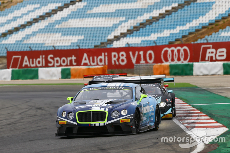 #84 Bentley Team HTP Bentley Continental GT3: Максиміліан Бук, Вінсент Апріл