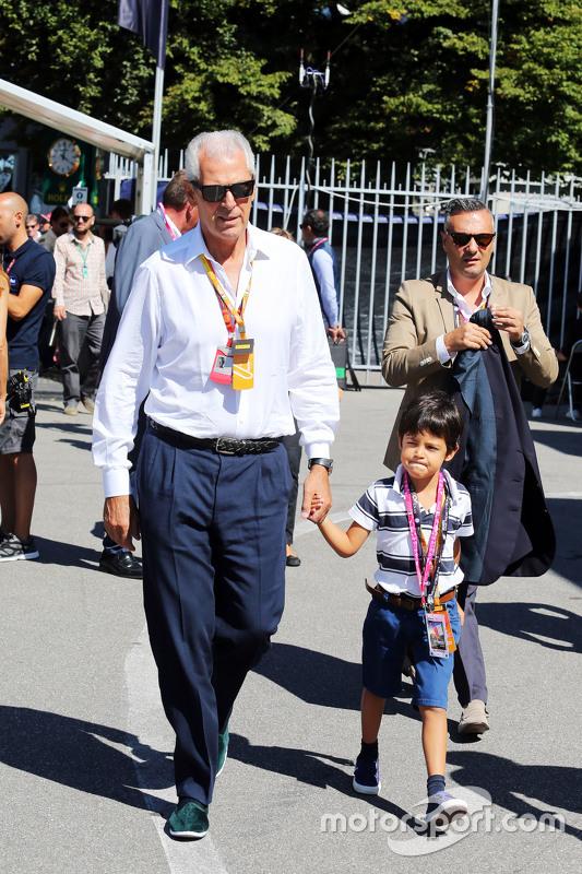 Marco Tronchetti Provera, Pirelli Chairman
