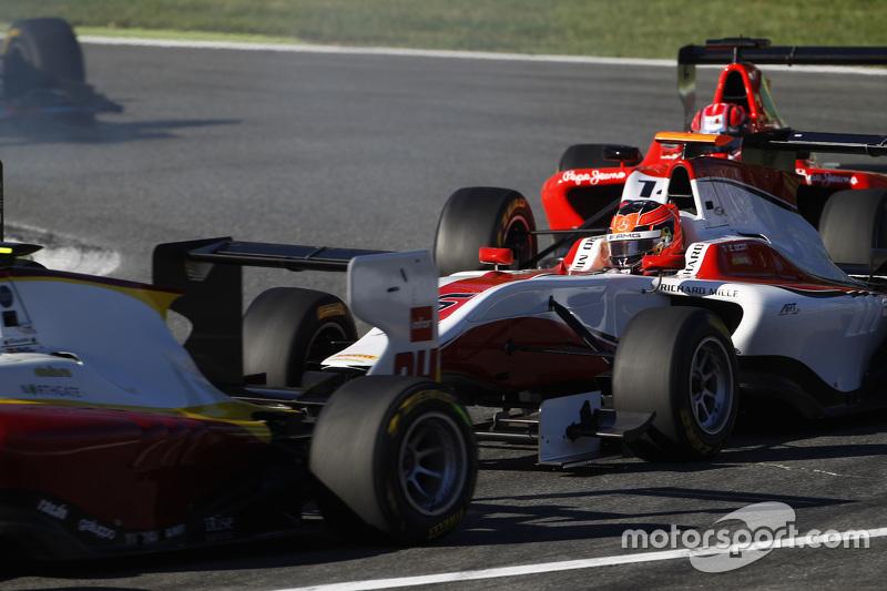 GP3 2015 – Монца, вторая гонка