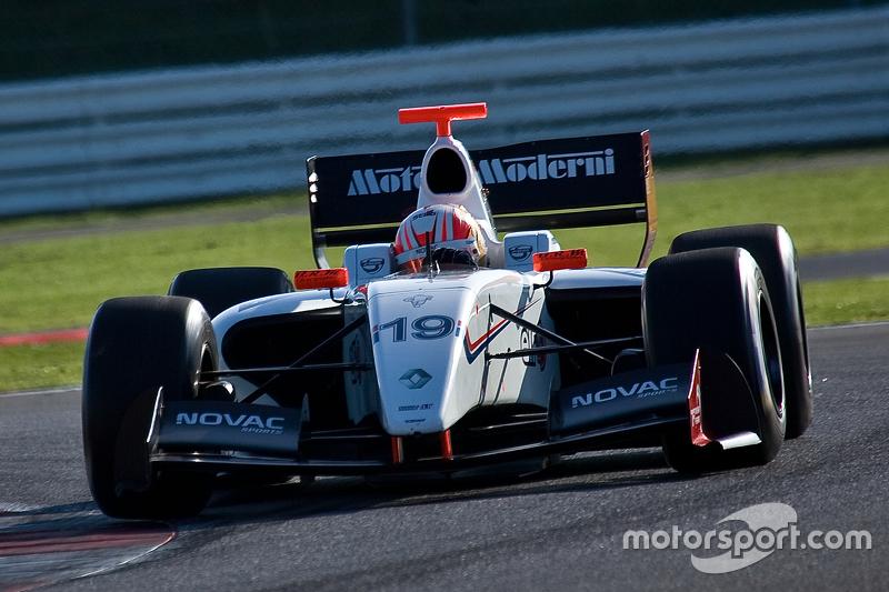 Pietro Fantin, International Draco Racing