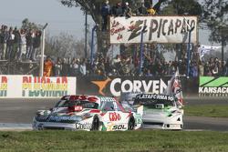 Карлос Окуловіч, Sprint Racing Torino та Сантьяго Мангоні, Laboritto Jrs Torino