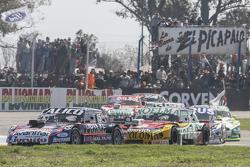 Емануель Моріатіс, Alifraco Sport Ford та Ніколас Бонеллі, Bonelli Competicion Ford