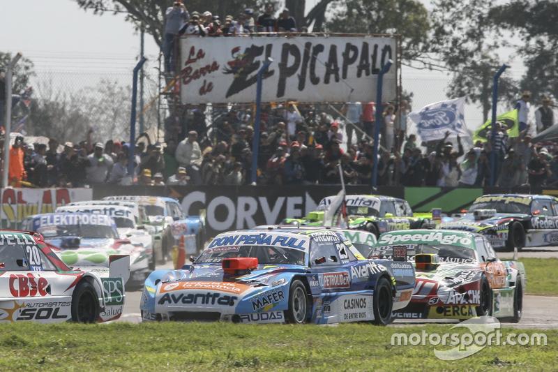 Мартін Понте, Nero53 Racing Dodge та Факундо Ардуссо, Trotta Competicion Dodge